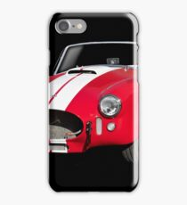 1966 Shelby Cobra Dvr Side iPhone Case/Skin