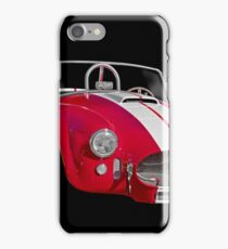 1966 Shelby Cobra 'Pass Side' iPhone Case/Skin