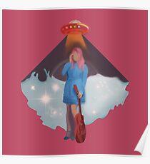 Kesha - Rainbow Inspired Minimalist Poster