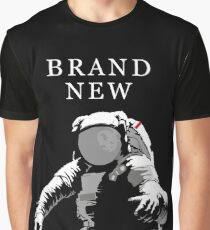 Brand New - Deja Entendu Concept Art Graphic T-Shirt