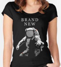 Brand New - Deja Entendu Concept Art Women's Fitted Scoop T-Shirt
