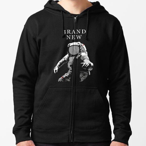 Brand New - Deja Entendu Concept Art Zipped Hoodie