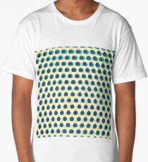 Op art hexagon Long T-Shirt