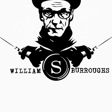 William S Burroughs revisted by PleaseBelieve