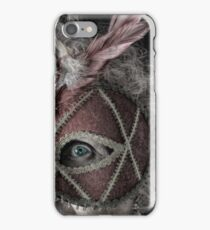 A Great Love Requires a Martyr  iPhone Case/Skin