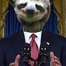 Obama Sloth by Lfcjdp