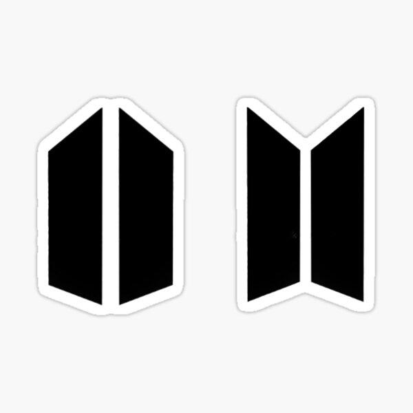 BTS + Army Sticker
