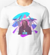 Vaporwave The Room  Unisex T-Shirt