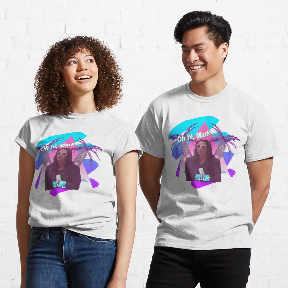 Vaporwave The Room  Classic T-Shirt