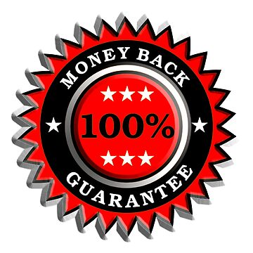 Money Back Guarantee, Spoof, Scam, Offer by TOMSREDBUBBLE