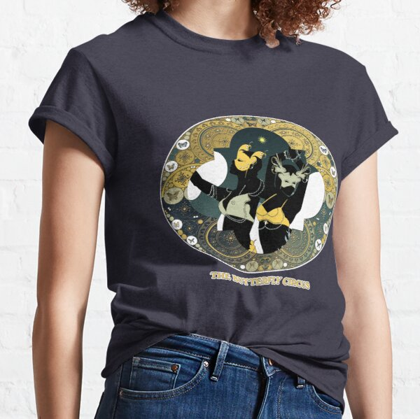 The Butterfly Circus Lenormand - Stars Classic T-Shirt