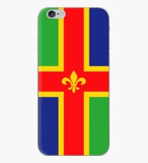 lincolnshire flag iPhone Case