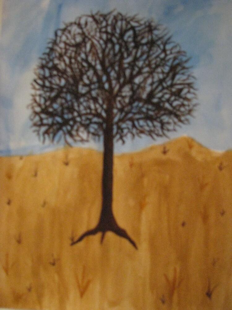 tree by Meg Keamy
