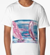 Sailing for the wind Long T-Shirt