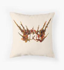 thranduil crown Throw Pillow