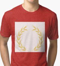Wheat Frame Tri-blend T-Shirt