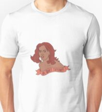 Be Quiet Tiffany! Tyra Banks Unisex T-Shirt
