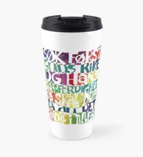 Søk først Guds rike Travel Mug