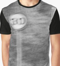 Road sign Graphic T-Shirt
