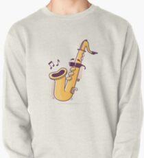 Smooooth Jazz Pullover