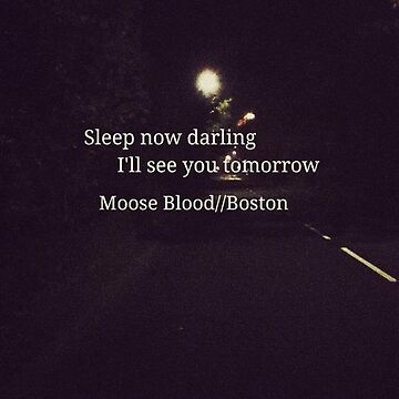 Moose Blood - Boston by TheNumber8