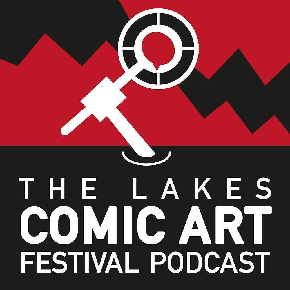 Comic Art Podcast Logo by Comicartpodcast