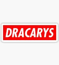 Pegatina Dracarys
