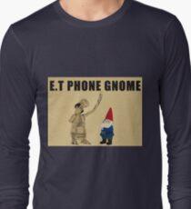 E.T Phone Gnome Long Sleeve T-Shirt