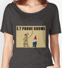 E.T Phone Gnome Women's Relaxed Fit T-Shirt
