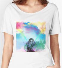 Brigitte Bardot art Women's Relaxed Fit T-Shirt