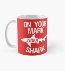 On Your Mark Tiger Shark - Barron Tshirt Classic Mug