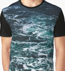 Stormy Seas Graphic T-Shirt