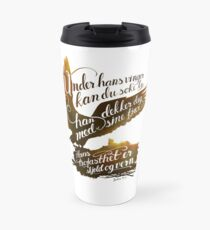 Under hans vinger Travel Mug