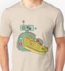 Rick and Morty Vindicators Crocubot Drunk Rick Drawing Unisex T-Shirt
