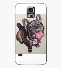 French Bulldog in Acrylic Case/Skin for Samsung Galaxy
