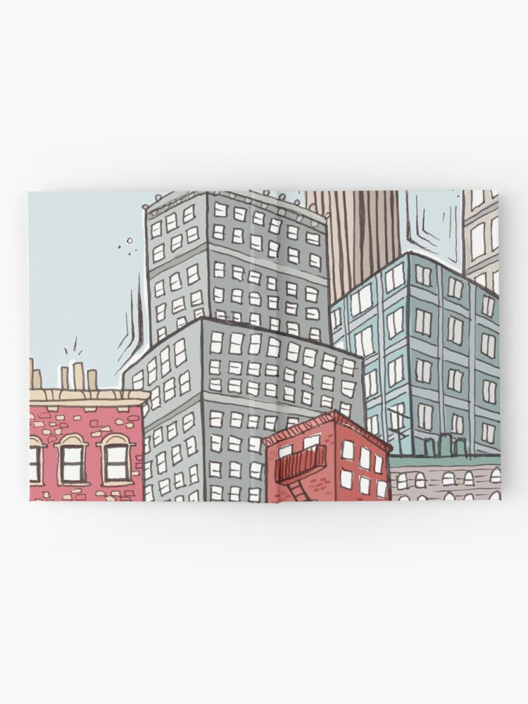 Alternate view of New York iconic view Hardcover Journal