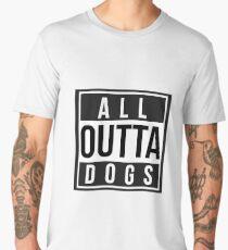 All outta dogs Men's Premium T-Shirt