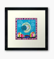 Constellation Framed Print