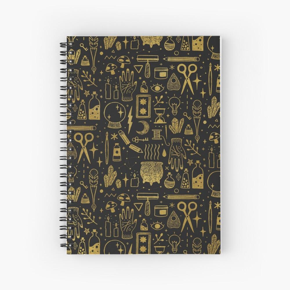 Make Magic Spiral Notebook