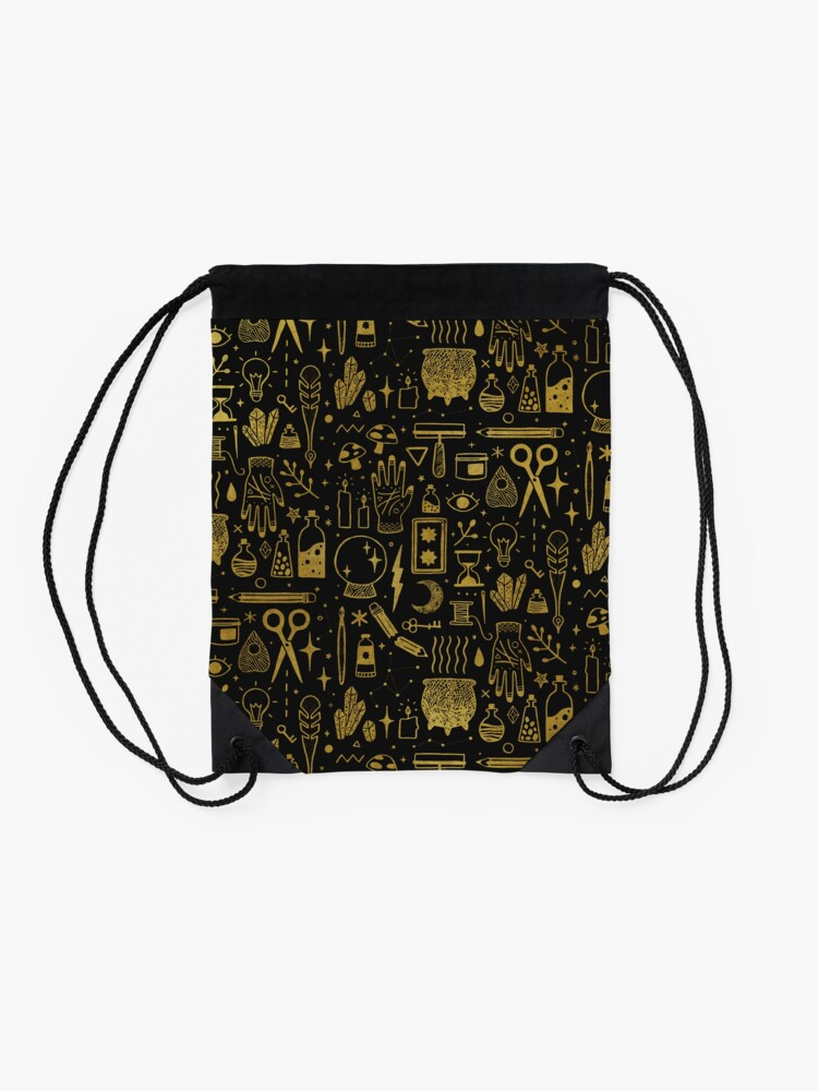 Alternate view of Make Magic Drawstring Bag