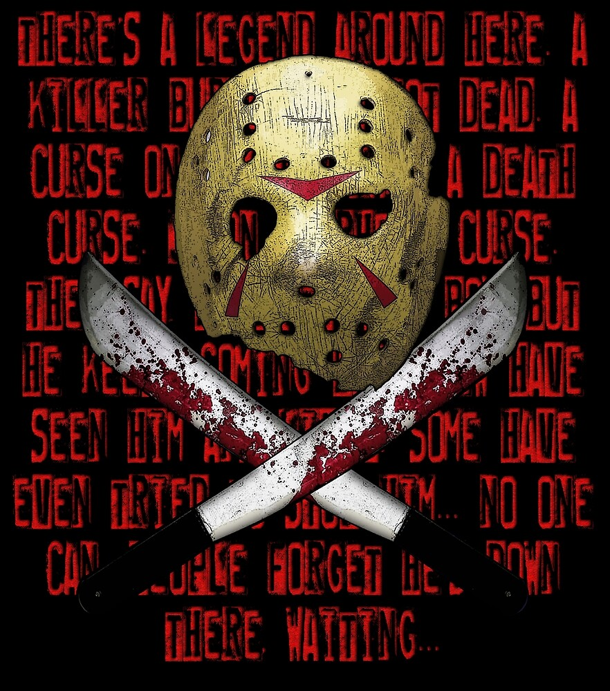 Legend of Voorhees by budwick5750