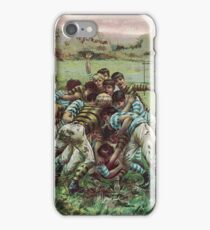The Football Game iPhone Case/Skin