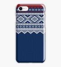 Marius Sweater iPhone Case/Skin