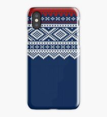 Marius Sweater iPhone Case/Skin