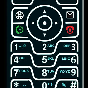 Telephone, keypad, Phone, dial,  by TOMSREDBUBBLE