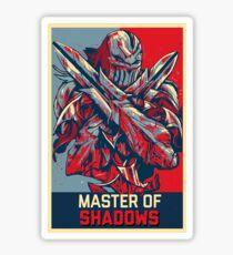 ZED League of Legends  Sticker