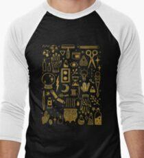 Make Magic Men's Baseball ¾ T-Shirt