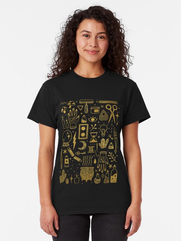 Alternate view of Make Magic Classic T-Shirt