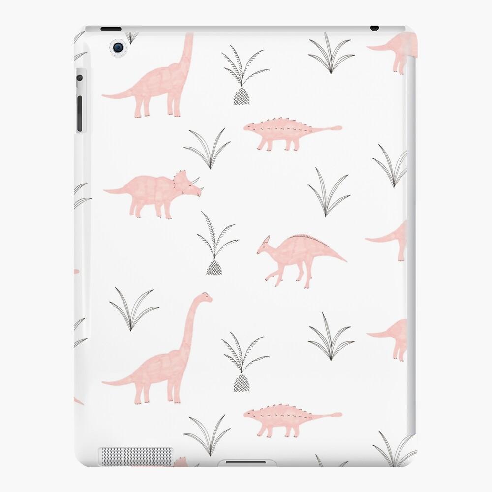 Pink Dinosaurs iPad Case & Skin