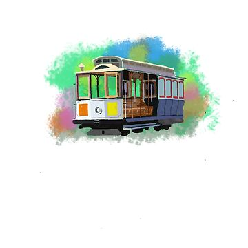Cable Car by denip